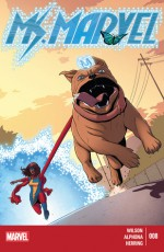 Ms. Marvel, #8: Generation Why - G. Willow Wilson, Adrian Alphona