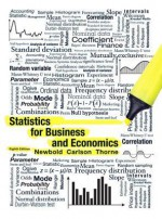 Statistics for Business and Economics Plus Mystatlab with Pearson Etext -- Access Card Package - Paul Newbold