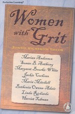 Women with Grit - Bonnie Highsmith Taylor