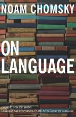 On Language - Noam Chomsky, Mitsou Ronat