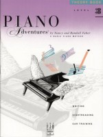 Piano Adventures Theory Book, Level 3B - Nancy Faber