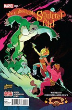 Unbeatable Squirrel Girl #3 - Ryan North