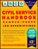 Civil Service Handbook: How To Get A Civil Service Job (Arco Civil Servic Test Tutor) - Hy Hammer, Arco Publishing