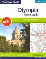 Thomas Brothers Guides Olympia, Washington - Rand McNally