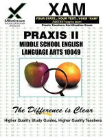 Praxis II Middle School English Language Arts 10049 - Sharon Wynne