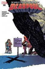 Deadpool (2015-) #5 - Gerry Duggan, Mike Hawthorne, Tony Moore