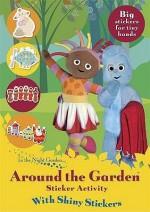 Around the Garden Shiny Stickers - BBC Books