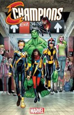 Champions Vol. 1: Change the World - Mark Waid, Humberto Ramos