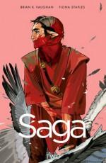 Saga, Volume 2 - Brian K. Vaughan, Fiona Staples