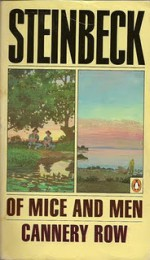 Of Mice and Men/Cannery Row - John Steinbeck