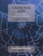 Criminal Law: Text, Cases, and Materials - Jonathan Herring