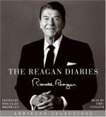 The Reagan Diaries Selections CD - Ronald Reagan, Eric Conger