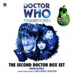 Doctor Who: The Second Doctor Box Set - Dick Sharples, Terry Nation, Nicholas Briggs, John Dorney, Simon Guerrier