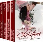 A Legendary Christmas Boxed Set - Jan Scarbrough, Maddie James, Magdalena Scott, Janet Eaves