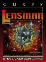 GURPS Lensman - Sean Barrett