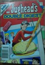 Jughead's Double Digest 123 - Archie Comics, Richard Goldwater, Nelson Ribeiro, Victor Gorelick, Fernando Ruiz, Jon D'Agostino, Barry Grossman, Adam Walmsley, Carlos Antunes