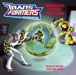 Transformers Animated: Bumblebee versus Meltdown - Aaron Rosenberg