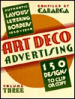 Art Deco Advertising - Leslie Cabarga
