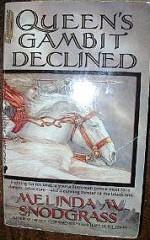 Queen's Gambit Declined - Melinda M. Snodgrass