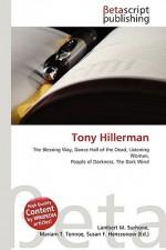 Tony Hillerman - Lambert M. Surhone, Susan F. Marseken
