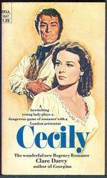 Cecily - Clare Darcy
