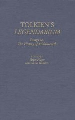 Tolkien's Legendarium: Essays on the History of Middle-earth (Contributions to the Study of Science Fiction & Fantasy) - praca zbiorowa