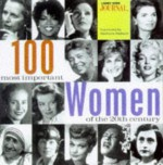 100 Most Important Women of the 20th Century - Ladies Home Journal