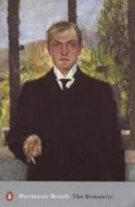 The Romantic - Hermann Broch, James Boyd White, Willa Muir, Edwin Muir