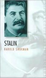 Stalin - Harold Shukman
