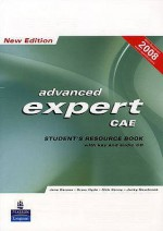 Cae Expert New Edition Students Resource Book With Key/Cd Pack (Expert) - Jane Barnes, Drew Hyde, Nick Kenny, Jacky Newbrook