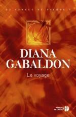 Le Voyage (CERCLE PIERRE) (French Edition) - Diana Gabaldon, Philippe Safavi