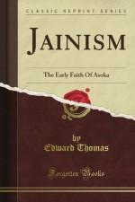 Jainism (Classic Reprint) - Edward Thomas