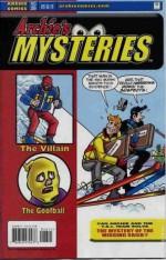 Archie's Weird Mysteries #26 - Paul Castiglia, Barbara Jarvie, Fernando Ruiz, Rich Koslowski, Vickie Williams, Stephanie Vozzo, Victor Gorelick, Richard Goldwater