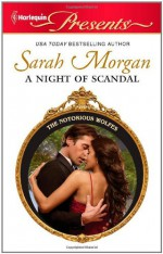 A Night of Scandal - Sarah Morgan