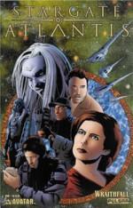 Stargate Atlantis: Wraithfall 1 - Stuart Moore, Mauricio Melo, Stuart Moore