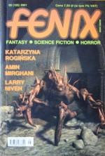Fenix 2001 5 (105) - Jarosław Grzędowicz, Feliks W. Kres, Andrzej Zimniak, Joanna Kułakowska, Michał Studniarek, Larry Niven, Katarzyna Rogińska, Redakcja magazynu Fenix