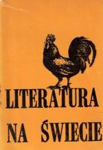 Literatura na świecie nr 7 (132), 1982 - Charles Pierre Baudelaire, Arthur Rimbaud, Paul Verlaine, Jean-Paul Sartre, André Malraux, Louis Aragon, Paul Éluard, Anne Sexton, Wystan Hugh Auden, Albert Thibaudet, Redakcja pisma Literatura na Świecie