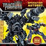 Transformers: Revenge of The Fallen: Operation Autobot - Susan Korman, MADA Design