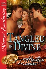 Tangled in Divine - Heather Rainier