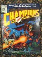 Champions: The Super Role-Playing Game, No. 450 (Hero Games) - George MacDonald, Rob Bell
