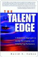 Talent Edge - David Cohen