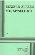 Edward Albee's Me, Myself & I - Edward Albee