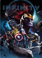 Infinity Companion - Pat Oliffe, Jefte Palo, Charles Soule, Kelly Sue DeConnick, Scott Hepburn, Zeb Wells, Brian Michael Bendis, Barry Kitson