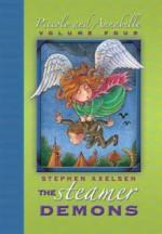 The Steamer Demons (Piccolo and Annabelle, #4) - Stephen Axelsen