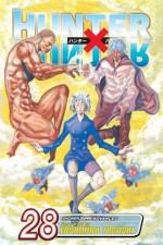Hunter x Hunter, Vol. 28 - Yoshihiro Togashi