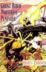 Ghost Rider/Wolverine/Punisher: Hearts of Darkness - Howard Mackie, John Romita Jr., Klaus Janson