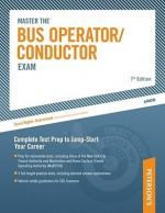 Bus Operator 7E (Arco Civil Service Test Tutor) - Hy Hammer, Peterson's