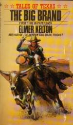 The Big Brand - Elmer Kelton