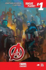 Avengers #24.NOW (Avengers (Vol. 5) #24.NOW) - Jonathan Hickman, Esad Ribic, Salvador Larroca, Mike Deodato Jr., Butch Guice