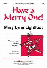 Have a Merry One! - Mary Lynn Lightfoot